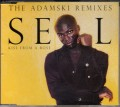 SEAL Kiss From A Rose: The Adamski Remixes GERMANY CD5 w/4 Tracks