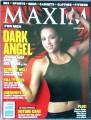 JESSICA ALBA Maxim (10/2000) USA Magazine