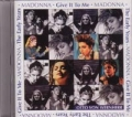 MADONNA Give It To Me - The Early Years USA CD