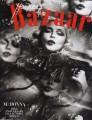 MADONNA Harper's Bazaar (2/17) USA Magazine [SUB]