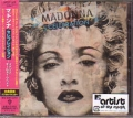 MADONNA Celebration JAPAN CD