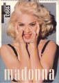 MADONNA 1993 UK Approved Calendar