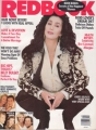 CHER Redbook (2/91) USA Magazine