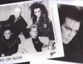 DEAD OR ALIVE Set Of 2 USA Promo Photo