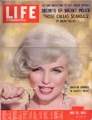 MARILYN MONROE Life (5/25/59) USA Magazine