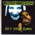 MARILYN MANSON Get Your Gun USA CD5 w/4 Tracks