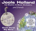 JOOLS HOLLAND His Rhythm & Blues Orchestra And Friends UK CD