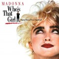 MADONNA Who's That Girl USA LP Vinyl