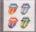 ROLLING STONES Four New Licks USA CD5 Promo w/5 Tracks