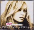 ANASTACIA Pieces Of A Dream GERMANY CD5 w/2 Tracks