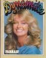 FARRAH FAWCETT Dynamite (No.40) USA Magazine