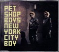 PET SHOP BOYS New York City Boy USA CD5