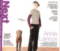 ANNIE LENNOX Next (5/30/03) USA Gay Magazine