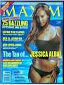 JESSICA ALBA Maxim (11/03) USA Magazine