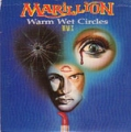 MARILLION Warm Wet Circles UK CD5 w/3 Tracks