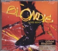 BLONDIE Good Boys GERMANY CD5 w/4 Versions