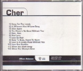 CHER Living Proof USA CD Advance Promo w/12 Tracks