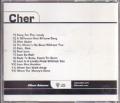 CHER Living Proof USA CD Advance Promo w/12 Tracks