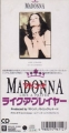 MADONNA Like A Prayer JAPAN CD3