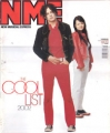 WHITE STRIPES NME (11/02) UK Magazine