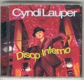 CYNDI LAUPER Disco Inferno USA CD5 w/Remixes