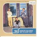 911 How Do You Want Me To Love You UK CD5 w/Live B-Sides
