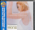 Madonna Something to Remember AUSTRALIA Limited Edition Gold CD