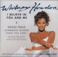 WHITNEY HOUSTON I Believe In You And Me USA CD5 Promo