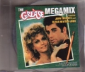 OLIVIA NEWTON-JOHN & JOHN TRAVOLTA The Grease Megamix USA CD5 Promo Only