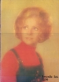 BRENDA LEE 1974 JAPAN Tour Program w/Ticket Stub