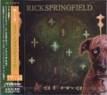 RICK SPRINGFIELD Karma JAPAN CD