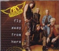 AEROSMITH Fly Away From Here AUSTRIA CD5 Promo