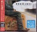 BON JOVI This Left Feels Right JAPAN CD Ltd. Edition w/3 Bonus Tracks & DVD w/2 Bonus Tracks