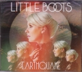 LITTLE BOOTS Earthquake EU CD5