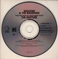 SIOUXSIE & THE BANSHEES The Rapture USA CD5 Promo Only