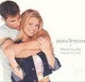 JESSICA SIMPSON Where You Are w/NICK LACHEY USA CD5 w/5 Tracks