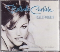 BELINDA CARLISLE California HOLLAND CD5 Promo