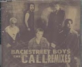 BACKSTREET BOYS The Call Remixes HOLLAND CD5 w/8 Remixes