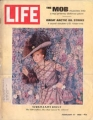 BARBRA STREISAND Life (2/14/69) USA Magazine