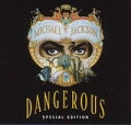 MICHAEL JACKSON Dangerous Special Edition USA CD
