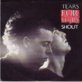 TEARS FOR FEARS Shout USA 7''