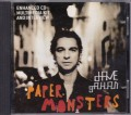 DAVE GAHAN Paper Monsters EU CD5 Enhanced Promo Only