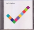 PET SHOP BOYS Yes USA CD