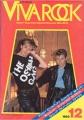 DURAN DURAN Viva Rock (12/83) JAPAN Magazine