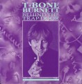 T-BONE BURNETT Behind The Trap Door UK Mini-LP w/BONO Co-Written Trk