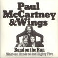 PAUL McCARTNEY & WINGS Band On The Run USA 7