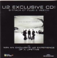 U2 5-Track Exclusive UK CD5 w/2 Videos given away with the UK Sunday Times