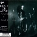 DEAD OR ALIVE Something In My House JAPAN 7