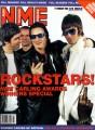 U2 NME (2/17/01) UK Magazine