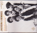 JACKSON 5 Never Can Say Goodbye JAPAN CD5 w/4 Remixes